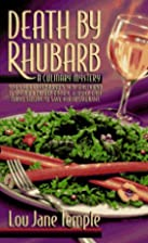 Death by Ruhbarb by Lou Jane Temple