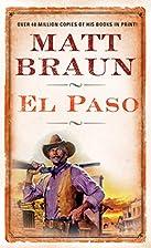 El Paso by Matt Braun
