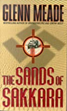 The Sands of Sakkara by Glenn Meade