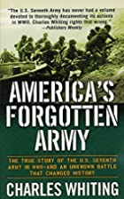 America's Forgotten Army: The True…