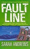 Andrews, Sarah: Fault Line (St. Martin's Minotaur Mysteries)