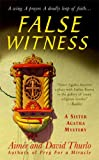 Thurlo, Aimée: False Witness (Sister Agatha Mysteries)