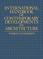 International Handbook of Contemporary…