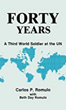 Forty Years: A Third World Soldier at the UN…