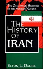 The History of Iran (The Greenwood Histories…