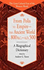 From Polis to Empire--The Ancient World, c.…