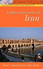 Culture and Customs of Iran (Culture and…
