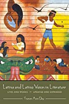 Latina and Latino Voices in Literature:…