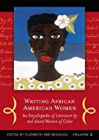 Writing African American Women: An…