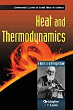 Heat and Thermodynamics: A Historical…