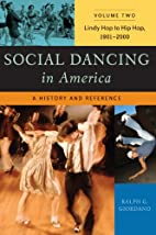 Social dancing in America : a history and…