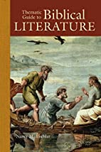 Thematic Guide to Biblical Literature by…