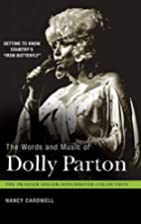 The Words and Music of Dolly Parton: Getting…