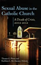Sexual Abuse in the Catholic Church: A…