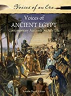 Voices of Ancient Egypt: Contemporary…