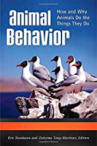 Animal Behavior [3 volumes]: How and Why…