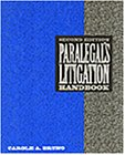 Bruno, Carole A.: Paralegal's Litigation Handbook :