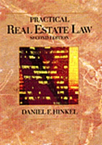 practical-real-estate-law-second-edition