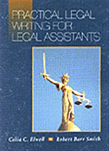 practical-legal-writing-for-legal-assistants