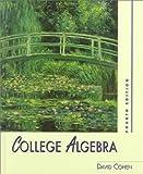 Cohen, David: College Algebra