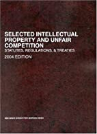 Selected Intellectual Property and Unfair…