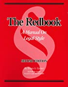 The Redbook: A Manual on Legal Style by…