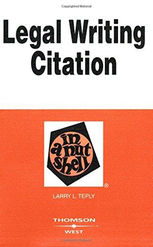legal-writing-citation-in-a-nutshell-nutshells
