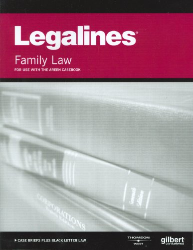 legalines-on-family-law-5th-keyed-to-areen