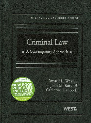 criminal-law-a-contemporary-approach-west-interactive-cas-series