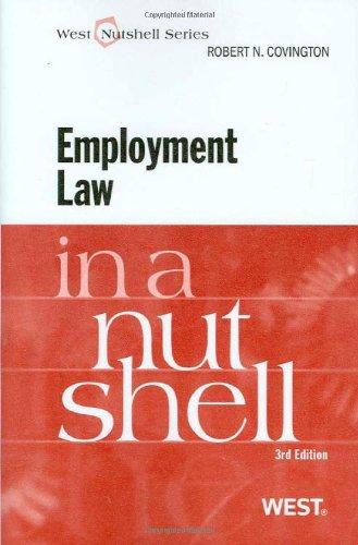 employment-law-in-a-nutshell-third-edition-west-nutshell