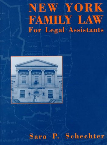 new-york-family-law-for-legal-assistants
