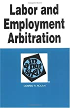 Labor and Employment Arbitration (Nutshell…