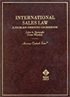 International Sales Law: A Problem-Oriented…