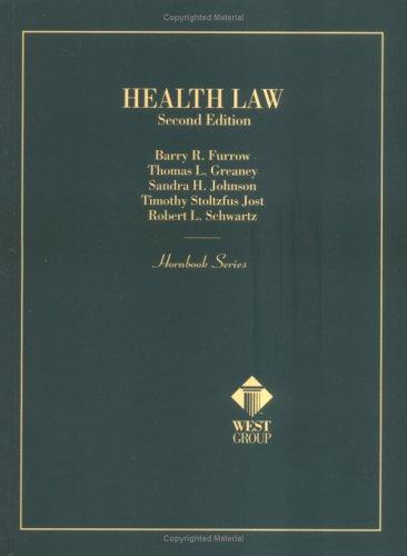hornbook-on-health-law
