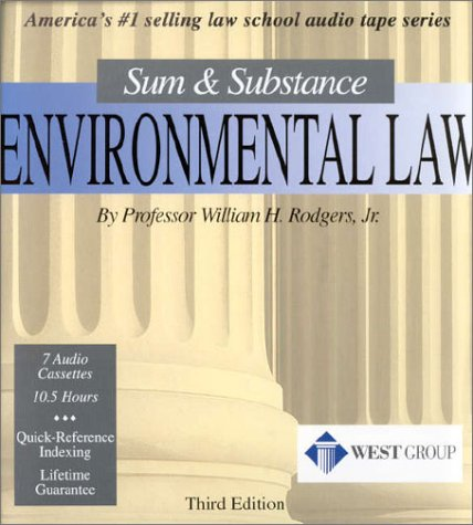 environmental-law-sum-substance