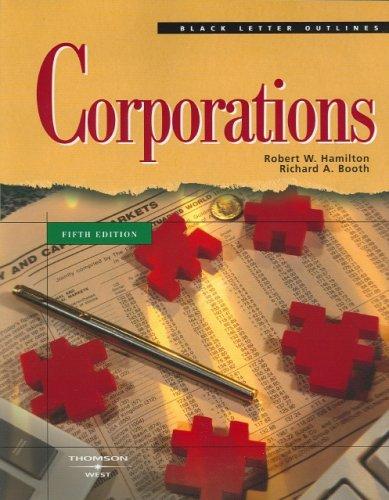 black-letter-on-corporations-black-letter-outline