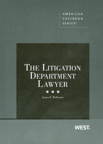 the-litigation-department-lawyer-american-cas-series