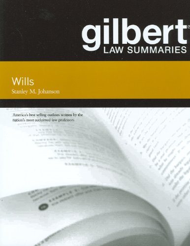 gilbert-law-summaries-on-wills