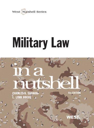 military-law-in-a-nutshell-nutshells