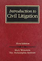 Introduction to Civil Litigation (West's…
