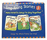 Hoberman, Mary Ann: Sing-Along Stories 3: Mary Had a Little Lamb, Yankee Doodle, Bill Grogan's Goat