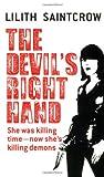 Saintcrow, Lilith: The Devil's Right Hand (Dante Valentine, Book 3)