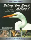 Arnosky, Jim: Bring 'em Back Alive!: Capturing Wildlife on Home Video : A Guide for the Whole Family