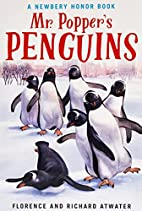 Mr. Popper's penguins by Richard…