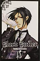 Black Butler, Volume 4 by Yana Toboso