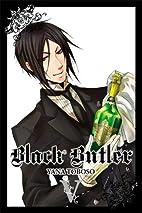 Black Butler, Volume 5 by Yana Toboso