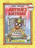 Brown, Marc Tolon: Arthur's Birthday