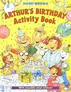 Arthur's Birthday Activity Book : With…