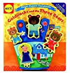 Alex Toys Finger Puppet Storybooks: The…