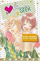 My Girlfriend is a Geek, Volume 3 by Pentabu